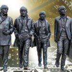 世界が音楽で熱くなった頃-The Beatles